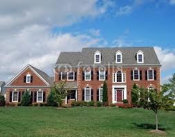 Brick Colonial House Plans 9 Best External House Colours Images On Pinterest Beautiful