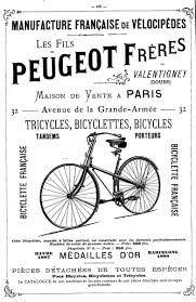 peugeot bike logo 1890 peugeot crossframe u0027bicyclette populaire u0027 the online