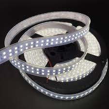outdoor led strip lights waterproof 50m waterproof smd2835 led strip light dc 12v 240 leds m outdoor led