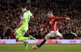 english soccer league tables manchester united s english striker wayne rooney has an unsuccessful