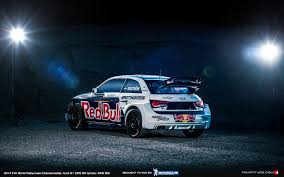 audi rally mattias ekstrom previews audi s1 rallycross livery fourtitude com