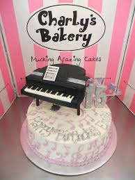 piano cake topper charly s bakery s most recent flickr photos picssr