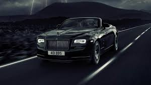 the rolls royce dawn black badge is a 593bhp super cabrio top gear