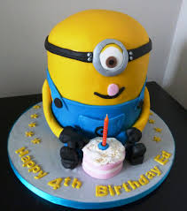 minions birthday cake minion birthday cake wedding birthday cakes from maureen s