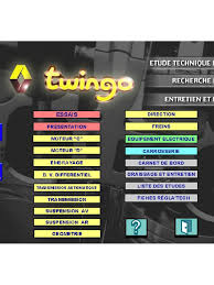 renault twingo service manual french