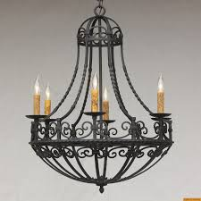 Spanish Revival Chandelier Lights Of Tuscany 1265 6 Spanish Revival Spanish Colonial Chandelier