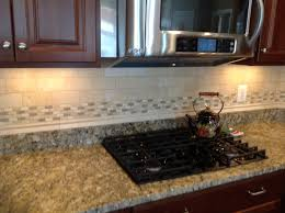 here is a backsplash to go with juperano giallo granite counter
