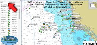 Port Canaveral Map Spots Fishing Maps Guide To Coastal Georgia Fishing Spots