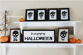 halloween decorations dollar store skull family where to get the printable