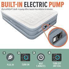 outdoormaster quickmatt air mattress air matrix coil support