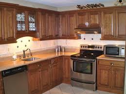 oak kitchen ideas oak kitchen cabinets with granite countertops home design ideas