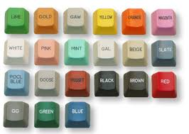 colour color keyboard key colour color options and colour contrast for visually