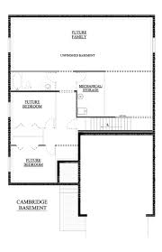 the cambridge basement floor plans listings viking homes