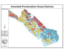 Southeast Alaska Map Two Southeast Legislative Races Top 100 000 Kcaw