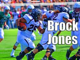 Gannon Brock Jones Gannon University Running Back 2012 2015 Career