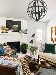 Floor Plan Of A Living Room 12 Ways To Make Your Open Floor Plan Feel Cozy Hgtv