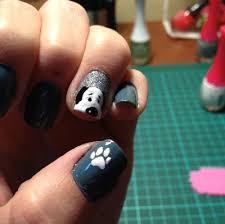 dog nail art inspiration a letter to my dog