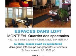 bureau partagé montreal bureau partagé montreal 100 images montreal cowork a coworking