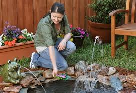 Backyard Pond Building How To Build A Backyard Pond At The Home Depot