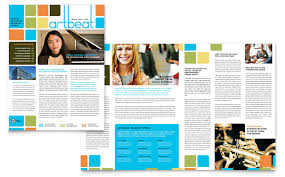 templates for word newsletters arts council education newsletter template word publisher