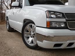 white nbs lowered trucks performancetrucks net forums