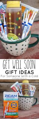 get well soon gifts get well soon gifts with zicam cold remedy nasal swabs