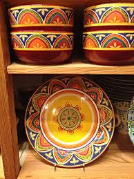 spanish themed tableware future home pinterest tablewares
