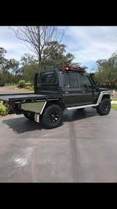 land cruiser pickup conversion 51 best 79 dual cabs images on pinterest toyota land cruiser
