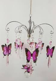 Butterfly Chandelier Crystal Butterfly Chandelier Nursery Chandelier U2013 Home Designs