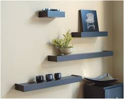 Wooden Gallery Shelf by Bedroom Wall Shelving Ideas Gallery With Shelves Decorating Diy