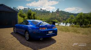 toyota new sports car forza horizon 3 cars