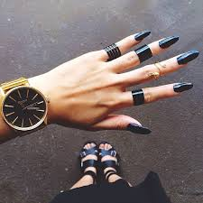 black finger rings images Jewels nixon watch watch gold black nixon black and gold jpg