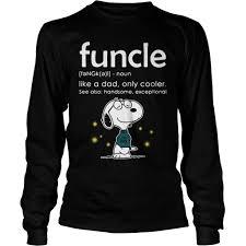 snoopy christmas sweatshirt snoopy funcle definition shirt hoodie sweater t shirt