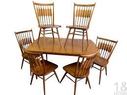 Drexel Dining Room Table by Drexel Declaration Mid Century Dining Table Macdougall Kipp