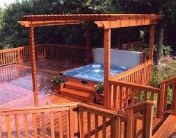 85 best decks images on pinterest deck design backyard ideas