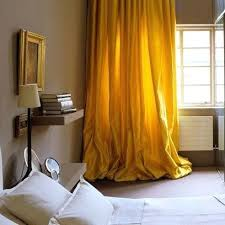 Yellow Brown Curtains Yellow Curtains Transitional Curtain Drapery From Model Yellow