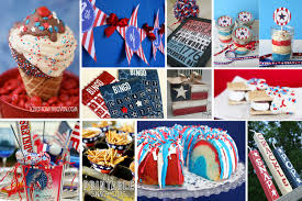 patriotic party crafts decor recipes and free printables