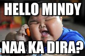 Mindy Meme - hello mindy asian fat kid meme on memegen