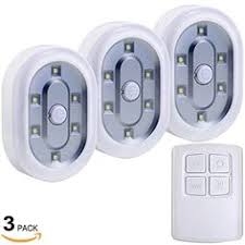 remote control battery lights led battery operated track light with remote control rite lite