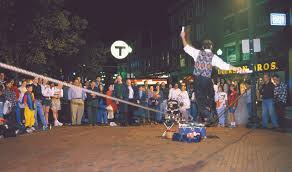 boston convention and visitors bureau harvard square performers credit information greater