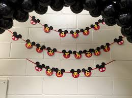 rome u0027s mickey mouse birthday party inspire her action
