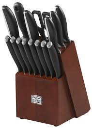 chicago cutlery avondale stainless steel knife set 16 pieces