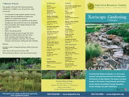 Sawtooth Botanical Garden Xeriscape Gardening 7 Principles Sawtooth Botanical Garden Ketchu