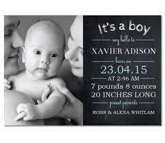birth announcement birth announcement cards ba announcement cards buy birth