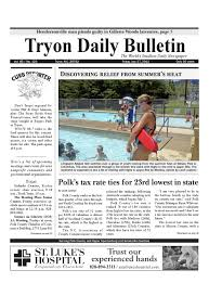 20120727full by tryon daily bulletin issuu