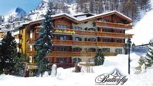 exterior winter picture of best western hotel butterfly