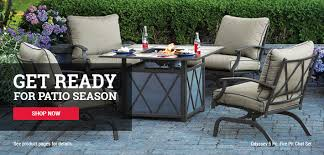 Patio Table Grommet Outdoor Patio Furniture At Ace Hardware