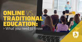 is online high school right for me online vs traditional education what you need to