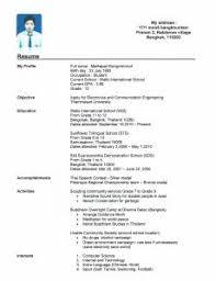 Online Portfolio Resume by My Resume Online Portfolio