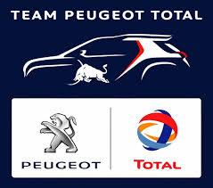 peugeot logo 2017 team peugeot total